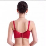 Wireless & breathable lightweight bra