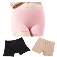 image of 4pcs per set, random colour, ladies safety pants