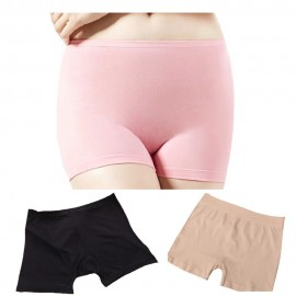 image of 4pcs per set, random colour, ladies safety pants