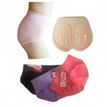 4 pcs per set ladies free size underwear (waist 27cm)