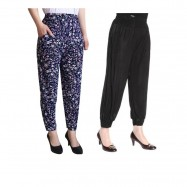 image of Super comfy ,Loose style pants for ladies, suitable for plus size
