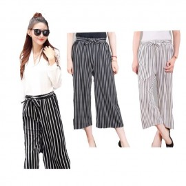 image of Palazzo pants for ladies