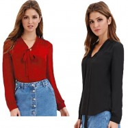 image of Korean style ,Plus size office wear for ladies, Size S -3XL
