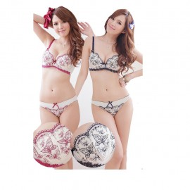 image of Ready stocks available. Sexy bra for sales in two colours , three size