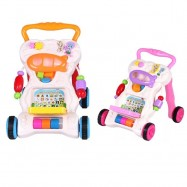 image of Baby learning toys trolley_baby walker