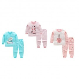 image of Ready stocks _Random design Kids pyjamas set , buy 3 set to get free gift :)