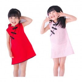 image of Girls cheongsam for sales , 6 different colour and designs ,various saiz