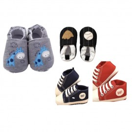 image of Ready stocks baby cotton shoes , inner diameter of 13cm