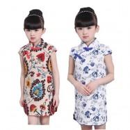 image of Ready stocks_kids cheongsam , 4 designs , various saiz