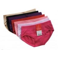 image of Ready stock_5 pcs set , random DESIGN.ladies cotton underwear, buy 4 free 1 set
