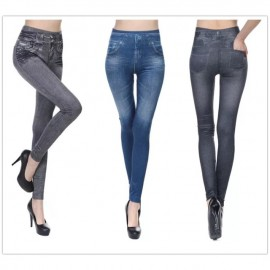 image of comfortable Jeggings with real pockets