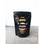 Adiicto Salmon Skin-Salted Egg Salmon Skin 100g[Salted Egg Fish Skin][Salmon Skin][Fish Skin]