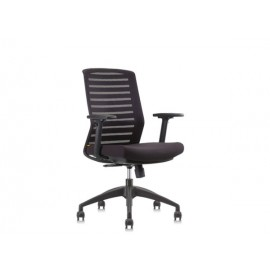 image of Apex Office Chair Mesh Series Collection Line (CH-LNB-LB-A83-HLB1) Black Frame