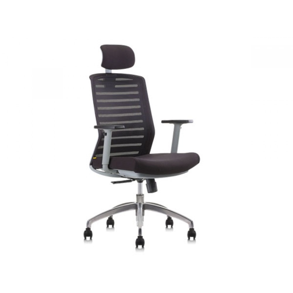 Apex Office Chair Mesh Series Collection Line(CH-LNG-HB-A84-HLC) Grey Frame