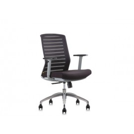 image of Apex Office Chair Mesh Series Collection Line (CH-LNB-LB-A84-HLB1) Grey Frame