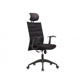 image of Apex Office Chairs Mesh Collection - LIVIO (CH-LIV-HB-A78-HLB1)