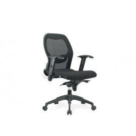 image of Apex Office Chairs Mesh Series Collection - Netto (CH-M05-LB-A71-HLB1)