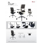 Apex Office Chair Mesh Series Collection - VUFO (CH-VUFO-01)