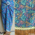 CLEARANCES SALE NJ Pario Printed Skirt [Free Buckle Ring]