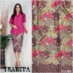 NJ Pario Printed Skirt [Free Buckle Ring]