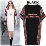 NJ PlusSize EuropeFashion Dress