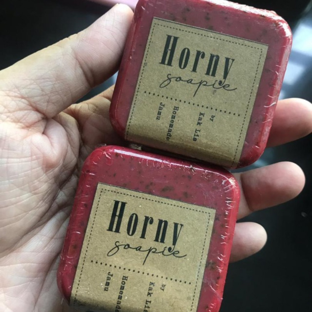 Jamu KakLis Homemade Horny Soapie