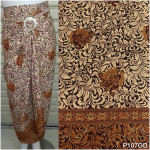 READY STOCK   NJ Pario Printed Skirt [Free Buckle Ring]