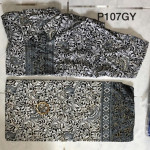 NJ Men's Batik Printed Shirt & COUPLE SET COMBO