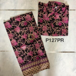 NJ Men's Batik Printed Shirt & COUPLE SET COMBO