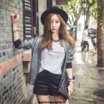 NJ EuropeFashion Trendy Blink Jacket