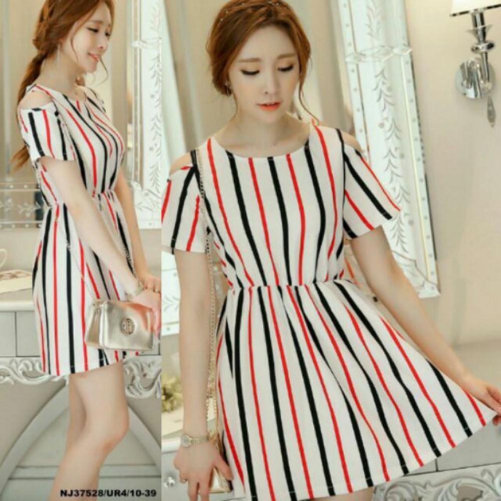 NJ Fashion Sweet Stylish Dress
