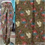 READY STOCK  NJ PARIO Printed Skirt [FREE BUCKLE RING] P153