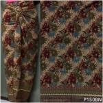 READY STOCK  NJPARIO Printed Skirt [FREE BUCKLE RING] P150BN