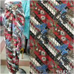 READY STOCK  NJPARIO Printed Skirt [FREE BUCKLE RING] P145