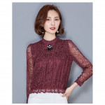 NJ Fashion Exclusive Lace Top