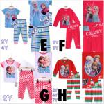 NJ Kids Fashion Long Sleeves Set