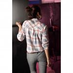 NJ Fashion Checkers Button Shirt