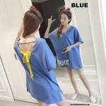 NJ Fashion Trendy Loose Blouse