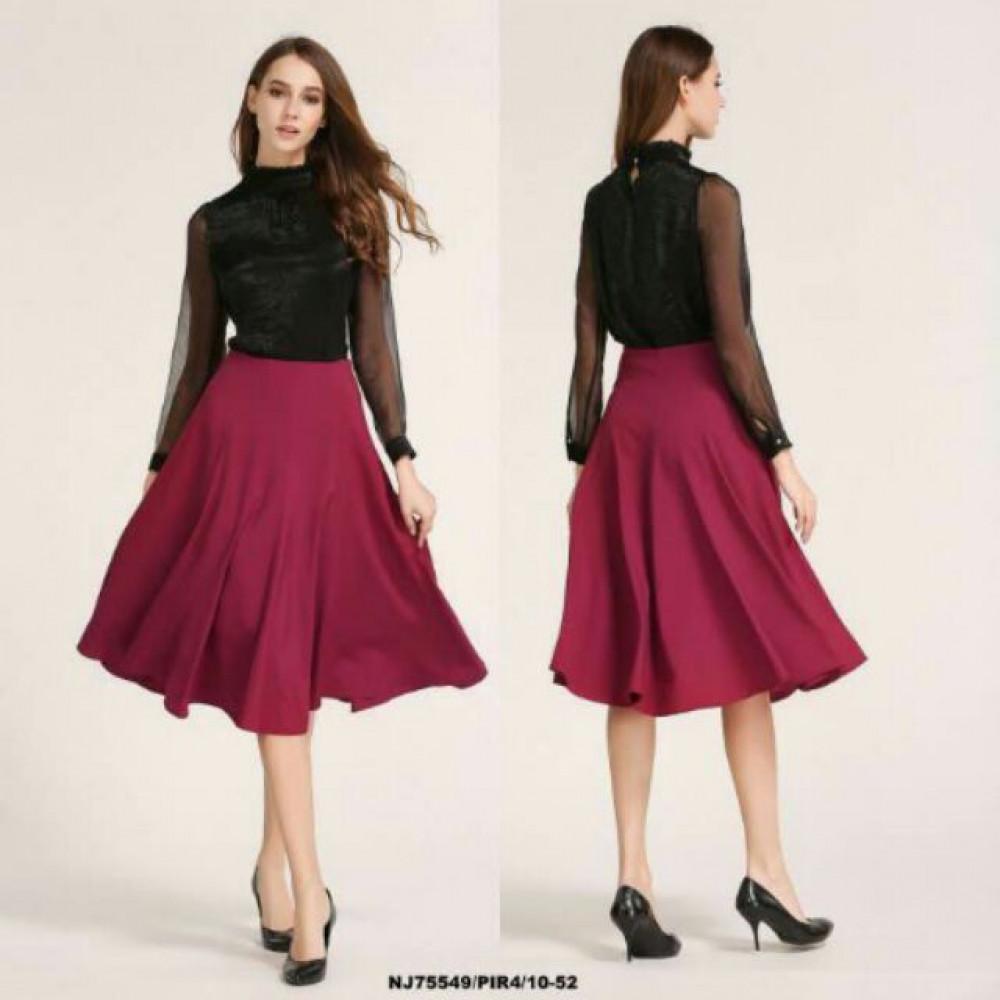 NJ EuropeFashion Stylish Skirt