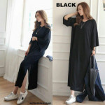 NJ Fashion Loose Dress