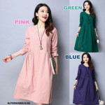 NJ SeoulFashion Charming Dress