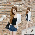 NJ EuropeFashion Stylish Soft Blazer