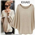 NJ EuropeFashion Fashion Knit Blouse