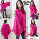 NJ Fashion Stylish Batwing Style Knit Wool Top