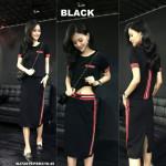 NJ Fashion Top and Skirt (1 Set)