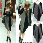 NJ Fashion One Piece Blouse As Picture
