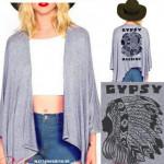 NJ Fashion Cardigan Grey