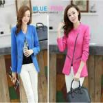 NJ Fashion Stylish Zip Design Women Jacket