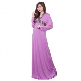 image of NJ Lavisa Jubah Dress J789