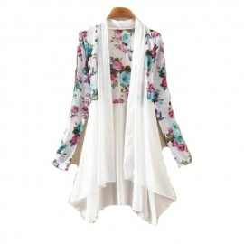 image of NJ Fashion Sweetie Floral Cardigan + FREE GIFT